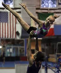 Local acrobatic gymnasts to compete in Paris - San Antonio Express ... via Relatably.com