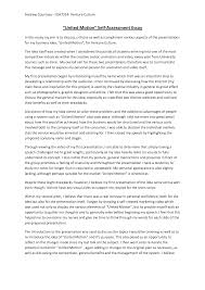 personal reflection essay  self assessment examples essay    personal reflection essay