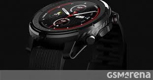 <b>Amazfit Stratos 3</b> smartwatch with dual OS launching in India later ...