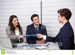 office job interview in the background stock photo image  office job interview in the background