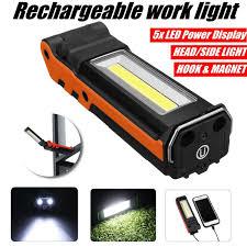 Sanyi Magnetic <b>Car Repairing</b> Work Light <b>COB LED</b> Magnetic ...