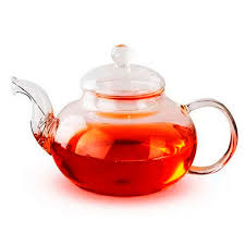 "<b>Стеклянный заварочный чайник</b> ""Смородина"" 600 мл. Без ..."