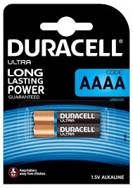 <b>Батарейка Duracell</b> Ultra <b>AAAA</b>/LR8D425 — купить по выгодной ...