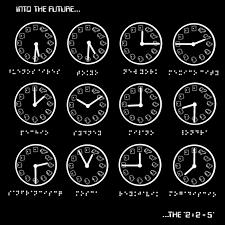 MNQ 058 <b>2</b>+<b>2</b>=5 - Into The <b>Future LP</b> | Mannequin Records