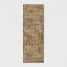 Woven Runner Rug <b>Solid Natural</b> - Threshold™ : Target