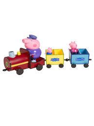 Поезд дедушки Пеппы <b>Peppa Pig</b> 9445313 в интернет-магазине ...