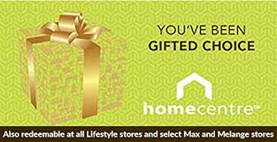 Homecentre by Lifestyle E-Gift Card: Amazon.in: Gift Cards