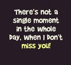 I Miss You Quotes for Him and for Her - QuotesHunter via Relatably.com