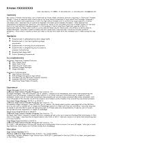 stage manager resume sample quintessential livecareer write the right summary