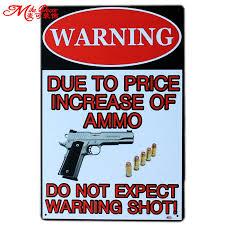 [ Mike86 ] NEW DUE TO PRICE INCREASE OF AMMO <b>GUN Tin</b> ...