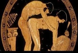 Αποτέλεσμα εικόνας για βρισιές στην Αρχαία Ελληνική