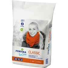 <b>Противогололедный реагент Фертика</b> icecare classic 10 кг в ...
