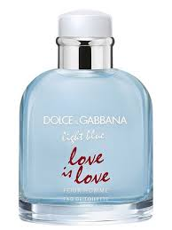 <b>Light Blue Love</b> Is Love Pour Homme Dolce&Gabbana for men