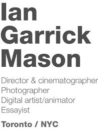 ian garrick mason essay a glimpse of beauty ian garrick mason