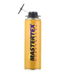 Очиститель <b>пены монтажной Mastertex 500 мл</b> — купить в ...