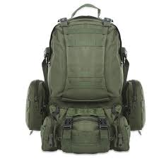 <b>50L large Capacity</b> Military Tactical Backpack Mochila Impermeable ...