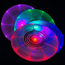 Flashflight - <b>LED Light</b>-Up <b>Flying</b> Disc