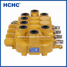 China <b>Manual Operated</b> Monoblock <b>Hydraulic Directional Control</b> ...