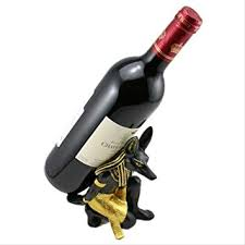 Modern Home Decor Accents Resin Anubis God Wine ... - Amazon.com