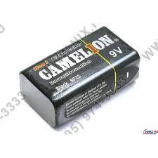 <b>Батарейки Camelion 6F22</b> 1 шт. — купить, цена и характеристики ...