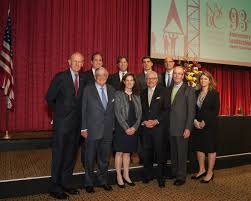 nybc honors luminaries lifetime of achievement real estate weekly richard t anderson new york building congress jonathan d resnick jack