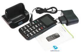 Обзор кнопочного <b>телефона</b> для пожилых людей – <b>Vertex</b> C313