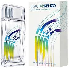 <b>Kenzo L'Eau par Kenzo Colors</b> For Him EdT 50ml in duty-free at ...