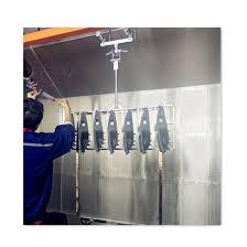China <b>New</b> Plastic <b>Silica Gel Liquid</b> Color Spray Coating Production ...