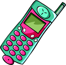 Image result for students cell phones cartoons