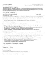 sample resumes for police officers   calendar template year at a    sample resumes for police officers police officer sample resume cvtips police officer resume objective statement examples