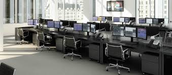 managed it services banker office space