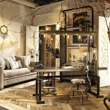 industrial chic furniture ideas chic office ideas furniture