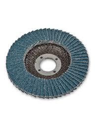 Лепестковый торцевой конический круг 566A, 125 мм х 22 мм ...
