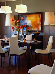 Hgtv Dining Room Designs Our Fave Colorful Dining Rooms Living Room And Dining Room