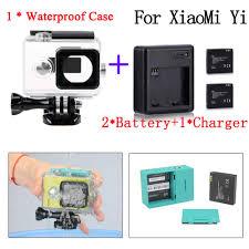 <b>Аксессуары</b> для экшн-камеры <b>XiaoMI Yi Xiaomi yi</b> водостойкий ...