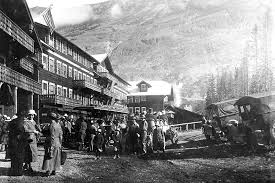 「1910 Glacier National Park」の画像検索結果