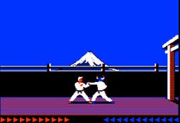 Karateka arriverà anche su Wii U