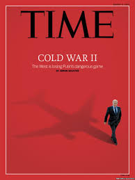 pariah putin on post mh cover pages by eric zuesse the 4 cover of time magazine says the west is losing cold war ii against putin s dangerous game