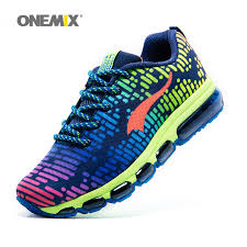 <b>Onemix men's</b> sports <b>shoes women</b> running breathable mesh male ...