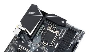 Обзор <b>материнской платы MSI MPG</b> Z390 Gaming Edge AC