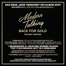 <b>Modern Talking</b>: <b>Back</b> For Gold – Tower Records