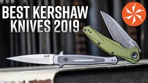 <b>Best</b> Kershaw EDC <b>Folding</b> Knives of <b>2019</b> Available at KnifeCenter ...