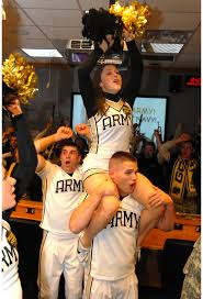 u s department of defense photo essay army cheerleaders rally staffers at the pentagon in washington d c on nov 30