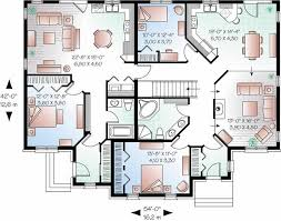 The In Law Suite  Say Hello to a Home  in the HomeA one story  three bedroom country house plan features a tailor made in law suite     its own bathroom and living room   Plan