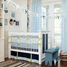 baby boys furniture white bed wooden fabulous baby boy nursery curtain ideas blue moroccan pattern baby baby nursery cool bedroom wallpaper ba
