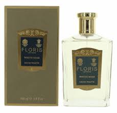 <b>White Rose</b> by <b>Floris</b>, 3.4 oz Eau De Toilette Spray for Women