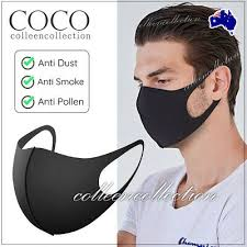 1/2/3/6/9Pcs Outdoor Unisex <b>Mouth</b> Face Cover <b>Washable</b> ...