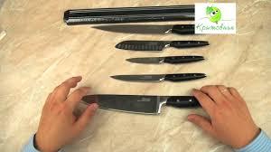 Обзор <b>набора ножей Rondell</b> Espada RD-324 - YouTube