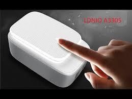 Зарядка LDNIO A3305 Led Touch - YouTube