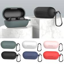 Fashion Color <b>Wireless</b> Bluetooth Headset Case Cover For <b>Haylou</b> ...